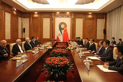 China defends Iran's legitimate rights: Chinese FM