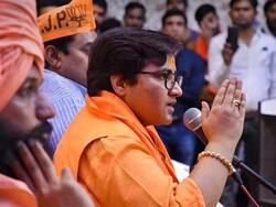بھارتی جنتا پارٹی نے مہاتما گاندھی کے قاتل کو محب وطن قرار دے دیا