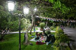موائد الافطار بمتنزهات طهران / صور