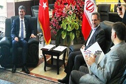 Tehran governor gen. calls for removing barriers to Iran, Turkey trade