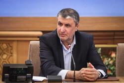 وزیر راه و شهرسازی وارد استان کردستان شد