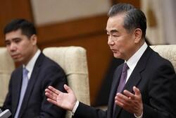 موضع وزیر خارجه چین درخصوص وقایع سین کیانگ