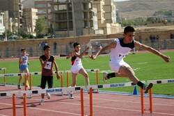 رقابت های دوومیدانی قهرمانی نوجوانان کشور در شهرکرد برگزار می شود