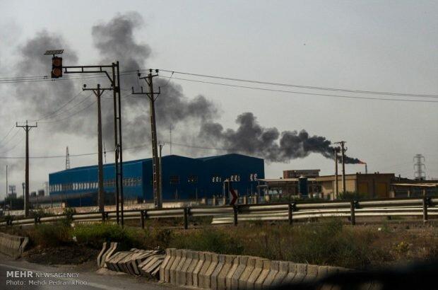 انفجار در مجاورت پالایشگاه گاز ایلام/ ۲ نفر مصدوم شدند