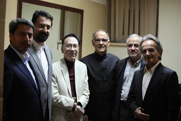 حضور معاون هنری ارشاد در کنسرت تازه ارکستر سمفونیک تهران