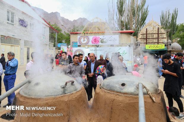 دومین جشنواره فرهنگی گلمحمدی استان یزد