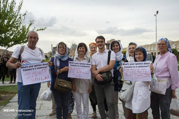 yabancı turistler