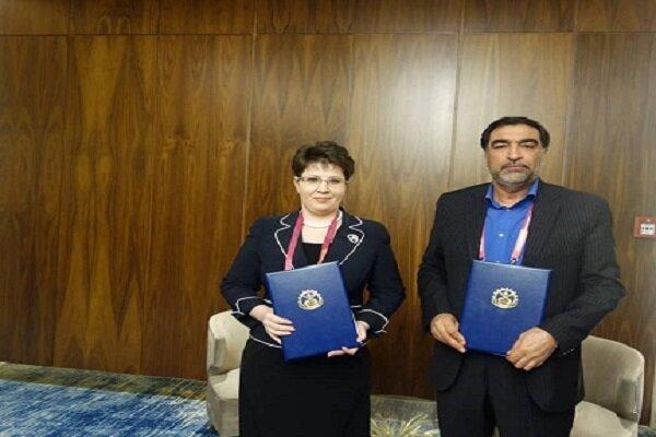 امضای یادداشت تفاهم همکاری بین دیوان محاسبات ایران و قزاقستان