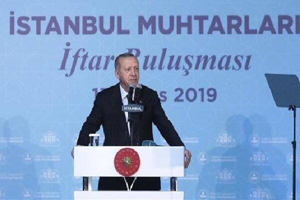 أردوغان يهدد بإطلاق عملية عسكرية أحادية شمال سوريا