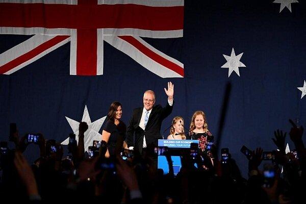 استرالیا به صورت محدود در ائتلاف دریایی آمریکا مشارکت میکند
