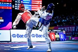 Iran finishes 2019 World Taekwondo C'ships with 3 medals