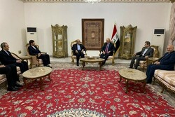 Iraq-Iran relations are historic and solid: Barham Salih