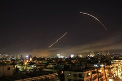 Israeli regime's strike on Syria leaves four killed, incl. one kid