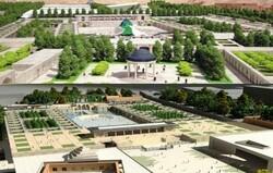 احداث باغ موزه مشاهیر فارس ۱۰ ساله شد/ خبری از اتمام کار نیست