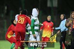سپیدار قائمشهر در آستانه سقوط از لیگ برتر فوتبال بانوان قرار گرفت