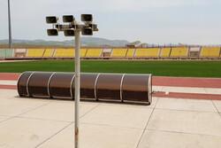 استادیوم ۱۵هزار نفری قزوین سالانه ۴۰۰میلیون تومان هزینه دارد