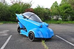 وسیله نقلیه ای که با پدال زدن برق تولید می کند