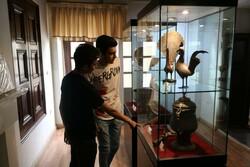 """Zencan'daki """"Tuz Adam"""" müzesinden kareler"""
