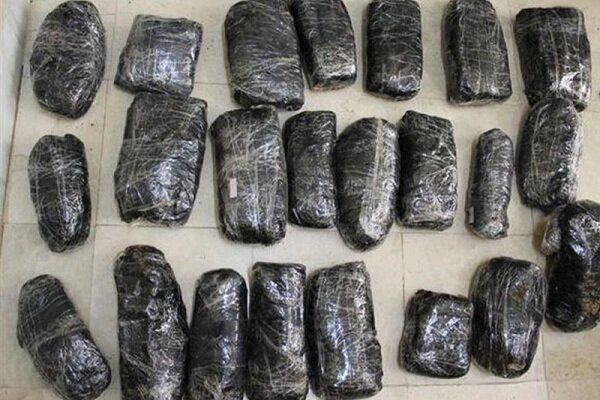 Police seize 308kg of opium in Fars
