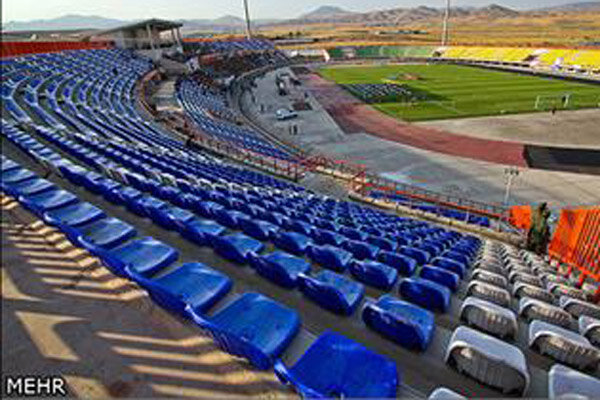 شهرکرد تنها مرکز استانی است که ورزشگاه ۱۵ هزار نفره ندارد