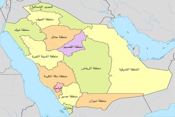 حمله به مسجدی در شمال عربستان