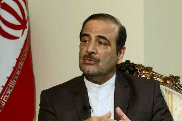 Iran not fan of war, to continue oil exports: envoy