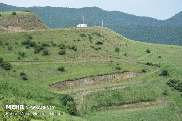 شناسایی ۳۵ روستای درمعرض رانش و لغزش در مازندران