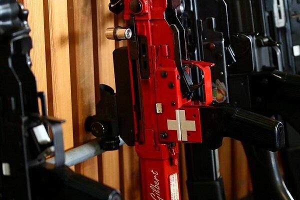 حمل اسلحه در سوئیس ممنوع میشود