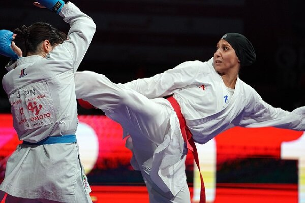 Iran tops medal table of Karate 1-Series A in Istanbul