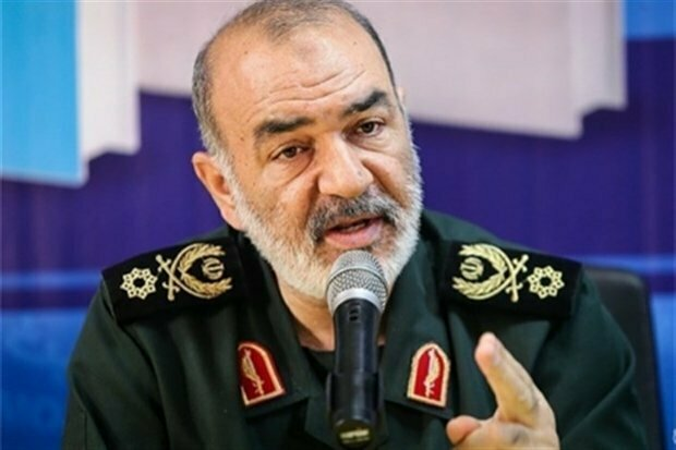 Iran's Revolutionary Guards commander: 'not looking for war'