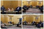 القضايا الإقليمية والدولية؛ محور محادثات بن علوي وظريف