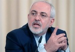 US interrupting intl. campaign against drug trafficking: FM Zarif