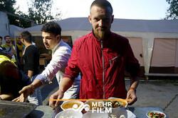 شهر رمضان الكريم في أوكرانيا /فيلم