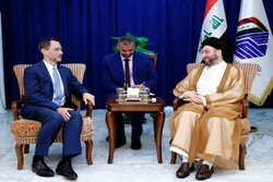 Iraq can mediate between Iran, US: Al-Hakim