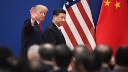 Economic struggle between Washington and Beijing continues