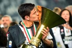 İtalya'da Juventus'un şampiyonluk kutlaması