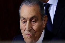 مصر کے سابق صدر حسنی مبارک کا انتقال ہوگیا