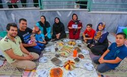 دورهمی خانواده های اصفهانی در «مهمانی با صفا»
