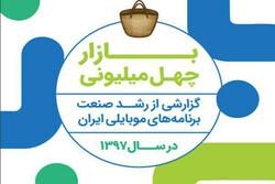 گزارش کافه بازار از پیشرفت توسعهدهندگان و استارتاپهای ایرانی