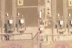 تصاویری که اوج دقت عملیات پهپادی یمنیها علیه سعودیها را نشان میدهد