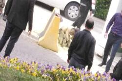 İşsiz vatandaş belediye önünde kendisini yaktı