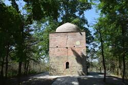 بقعه تاریخی اسلامی شیخ محمود خیوی در آستارا