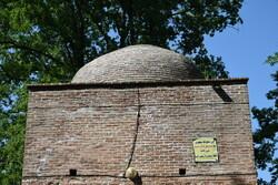 Tomb of Sheikh Taj Al-din in Astara