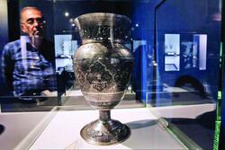 Tehran exhibit features embossing collection