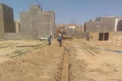 ارتقا خدمات آبرسانی در ورامین با نوسازی خطوط شبکه توزیع آب شهری