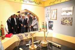 مراسم افتتاح موزه ملی ورزش ،المپیک و پارالمپیک
