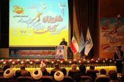 کمک ۵۰۰ میلیون ریالی استانداری خراسان شمالی به جشن گلریزان