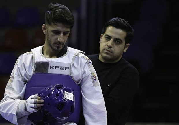 Iran's Ahmadi takes silver at World Taekwondo Championships