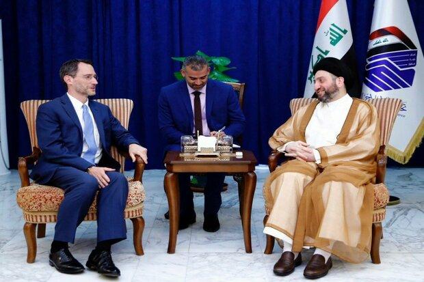 Iraq can mediate between Iran, US: Al-Hakim