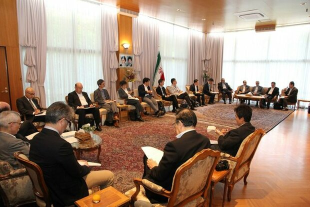 Iran's amb. briefs Japanese media on stance towards JCPOA